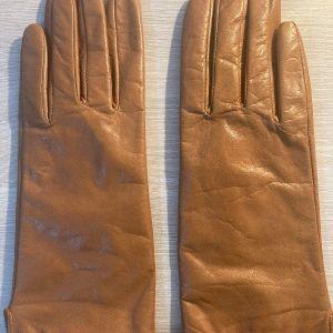 Δερμάτινα ταμπά γάντια