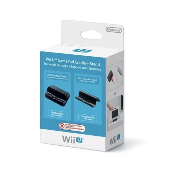 Wii U Official Game Pad Gamepad Stand For Charging vasi fortisis
