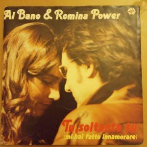 Δίσκοι βινυλίου AL BANO & ROMINA POWER