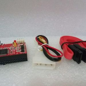 SATA to IDE AND IDE to SATA Adapter