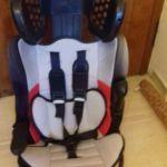 02-00-29) Παιδικό Κάθισμα Αυτοκινήτου Ασφαλείας,