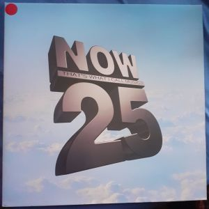 ΔΙΣΚΟΣ ΒΙΝΥΛΙΟΥ  Now That's What I Call Music 25