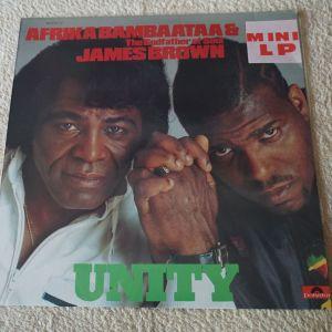 AFRIKA BAMBAATAA&JAMES BROWN-THE GODFATHER OF SOUL