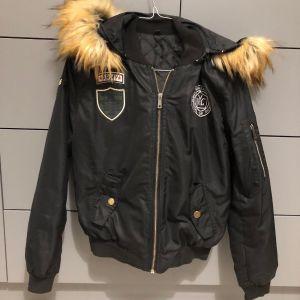 Winter jacket (S-M)
