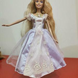 Barbie Rapunzel tea party doll