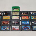 Lot 20 games for Game Boy Advance/SP/DS/DS Lite