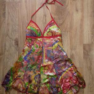 φόρεμα s καθαρό μετάξι /Ινδία/
