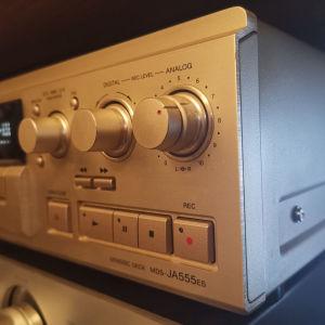 Sony JA555ES minidisc