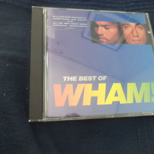 CD THE BEST OF WHAM! GEORGE MICHAEL