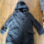 Παιδικό παλτό ZARA