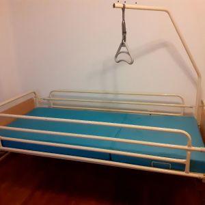 Νοσοκομειακό Κρεβάτι ελάχιστα μεταχειρισμένο