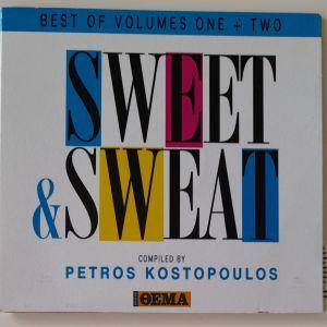 2 CD SWEET & SWEAT BY PETROS KOSTOPOULOS σε συλλεκτική κασετίνα.