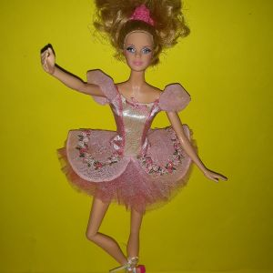 Barbie Ballet Wishes 2008 doll