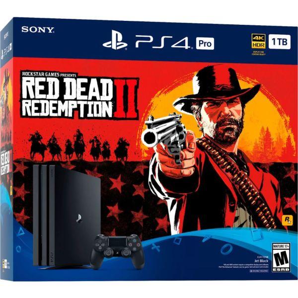 sketo kouti Red Dead Redemption 2 apo PS4 Pro