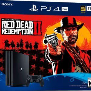 Σκέτο κουτί Red Dead Redemption 2 από PS4 Pro