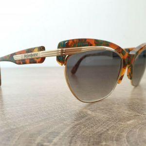 Vintage YVES SAINT LAURENT 6520 Sunglasses Made in Italy RARE Γυναικεια Γυαλια Ηλιου