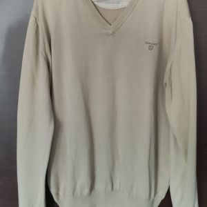GANT LARGE Ανδρικό πουλόβερ