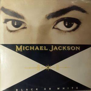 """Black Or White (1991) Maxi Single 12"""""""