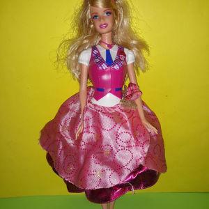 Barbie princess & faritopia dolls