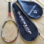 Δύο Ρακέτες Τένις (Yonex & Tecno Pro)