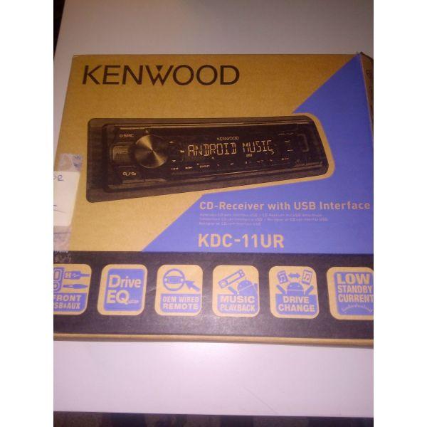 KENWOOD CD PLAYER avtokinitou