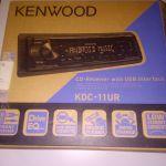 KENWOOD CD PLAYER ΑΥΤΟΚΙΝΗΤΟΥ