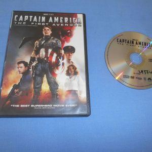 ΚΑΠΤΑΙΝ ΑΜΕΡΙΚΑ Ο ΠΡΩΤΟΣ ΕΚΔΙΚΗΤΗΣ / CAPTAIN AMERICA THE FIRST AVENGER - DVD