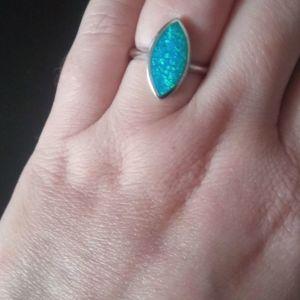 Δαχτυλίδι ασημενιο