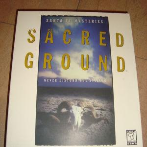 Santa Fe Mysteries : Sacred Ground (1997) (CD-ROM)