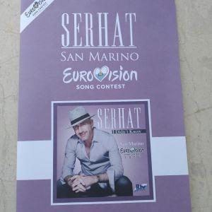 Eurovision 2016 cd - San Marino