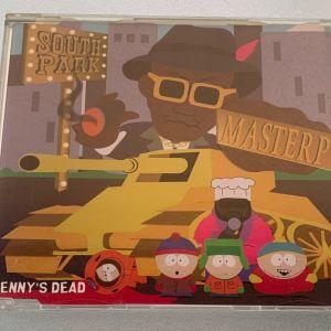 Master P - Kenny's dead 3-trk cd single