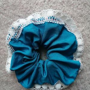 Scrunchies cute handmade