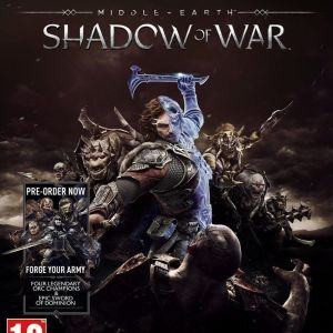 Middle-earth Shadow of War για XBOX ONE, Series X/S