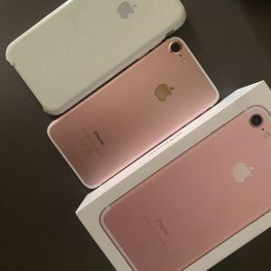 iPhone 7-rose gold