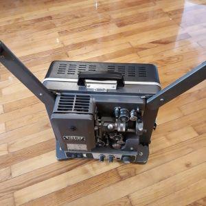 Κινηματογραφική Μηχανή προβολής, αντίκα, 16άρα ομιλούσα