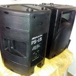 Επαγγελματικά Ηχεία JBSystem 15'' 600Watts