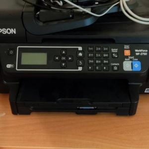 Εκτυπωτής Epson workforce WF 2750