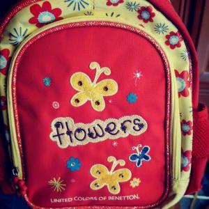 Παιδική τσάντα benetton