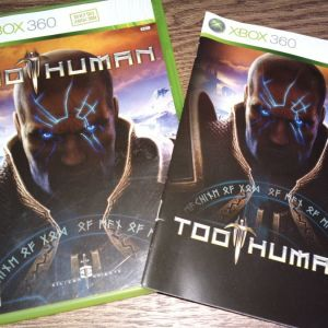 Too Human (X360)