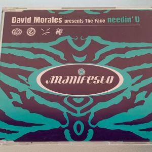 David Morales - Needin' u 3-trk cd single
