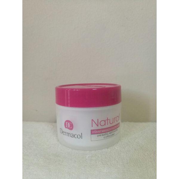 Dermacol Natural (Dry & sensitive Skin) - Almond Nourishing Night Cream 50ml
