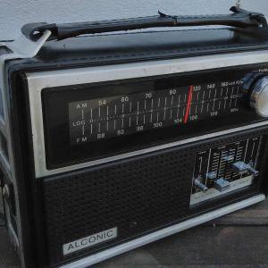 ραδιοφωνο-τρανζιστορ