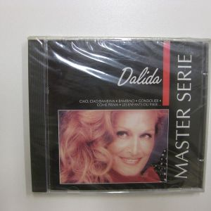 "DALIDA""MASTER SERIE"" - CD"