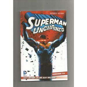 ΤΟΜΟΣ SUPERMAN UNCHAINED #3