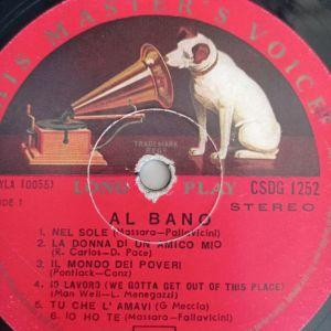 Al Bano  Βινύλιο- 33 ΣΤΡΟΦΩΝ