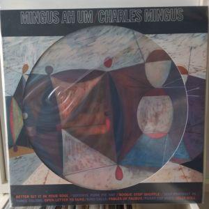 Charles Mingus - Mingus Ah Um Picture LP