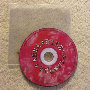 CD της Άννα Βίσση - Τραύμα