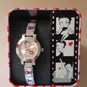 Ρολόι Betty Boop