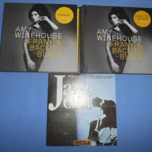 AMY WINEHOUSE FRANK / BACK TO BLACK / JAZZ CHILL