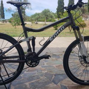Kona Tanuki Deluxe bike 2012